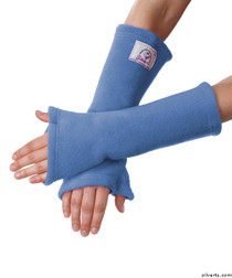 Silvert's 302801201 Arm Protectors , Size ONE, BABY BLUE