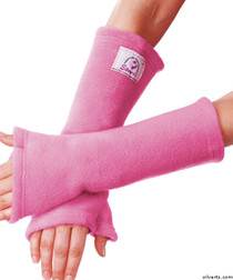 Silvert's 302800601 Arm Protectors , Size ONE, PINK