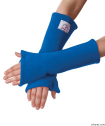 Silvert's 302801301 Arm Protectors , Size ONE, ROYAL