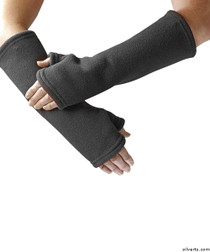 Silvert's 302800301 Arm Protectors , Size ONE, BLACK