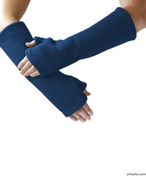 Silvert's 302801101 Arm Protectors , Size ONE, NAVY