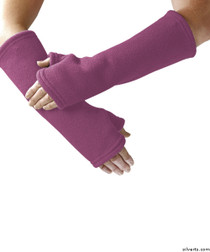 Silvert's 302800701 Arm Protectors , Size ONE, PLUM