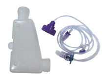 Enteral Feeding Nutrition Bag Set with Spike Companion Clearstar 30/Case (AB00088-030)