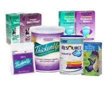 Nestle 9521697 Resource Thickened Juice Nectar Apple 1.89L (64oz) bottles 8/Case NN9521697 (Nestle 9521697)