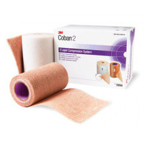 "3M-2094 Coban Compression 2-layer 4"" x 5.1 yd, latex-free"