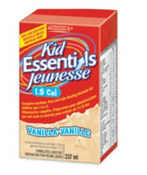 Nestle 9521617 Resource Thickenened Products Just for Kids 1.5 Cal with Fibre Vanilla 237ml (8oz) tetras 27/Case NN9521617 (Nestle 9521617)