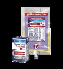 Nestle 12173786 Novasource Renal Oral Or Enteral Supplement Vanilla Spikeright 1L (33.8oz) 6/Case (Nestle 12173786 )
