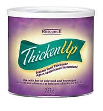 Nestle G9517578 Resource ThickenUp Powder 25lb (400oz) box