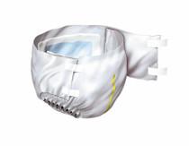 "TENA 395 Ultra Brief Extra Large (60-64"" waist), Beige"