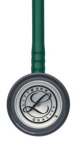 "3M Littmann Classic II S.E. 28"" Stethoscope Hunter Green Tube (3M-2208)"