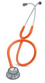 "3M Littmann Classic II S.E. 28"" Stethoscope Orange Tube (3M-2812)"