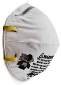 3M Respiratory Small Surgical Mask N95 (3M-8110S)
