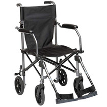 EJ756-1 Companion wheelchair, lightweight, folding, 250lb capacity (Companion EJ756-1)