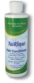 No Rinse Laboratories 00520 No Rinse Conditioner, 2 oz