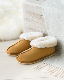 SHEEPSKIN BOOT SLIPPER PAIR Large (SBSBL) (SBSBL)