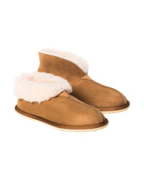 SHEEPSKIN BOOT SLIPPER PAIR Large (SBSBL)