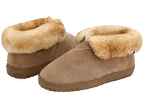 SHEEPSKIN BOOT SLIPPER PAIR Medium (SBSBM) (SBSBM)