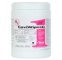 Metrex 11-5150 CAVIWIPES SURFACE DISINFECTANT, X-Large TUB/65 (Case of 12)