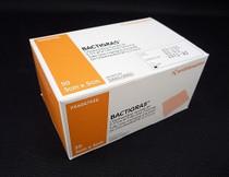 "Smith & Nephew 7456 Bactigras Chlorhexidine Acetate Paraffin Gauze 2"" x 2"", 50/bx, Case of 12"