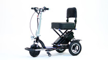 TRIAXE T3045-G 3-Wheel SPORT MOBILITY SCOOTER, Green