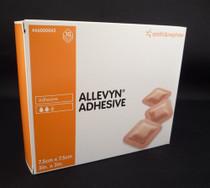 """Smith & Nephew 66000043 Allevyn Adhesive Hydrocellular Foam Dressing 3""""x3"""" 10/box"""