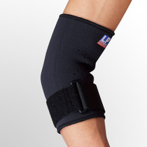 LPS 723-XL(BL) Tennis Elbow Support with Velcro Strap, X-Large