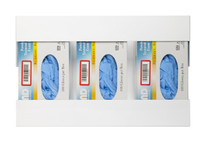 Amico ADX-GLBOXHLD-3-F Rail-mount Glovebox / Tissue Box Holder (single)