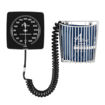 Amico AM-DB-LF2118 Wall-mount Aneroid Sphygmomanometer with Basket and Adult Cuff
