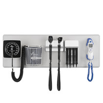 Amico DS-UF4-CHFL-DAO Rail-Mounted Diagnostic Station with Integrated Storage