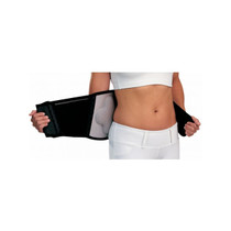"DJ Orthopedics 7989359 PROCARE COMFORT FORM BACK SUPPORT, (56""-62"") XXX-LARGE"