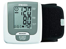 Homedics BPW-710B-CA Champion Wrist Blood Pressure Monitor, Case of 12