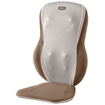 HoMedics MCS-610H-CA Triple 3D Shiatsu Back Massage Cushion with Heat