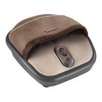 HoMedics® FMS-275H-CA Line Extension Shiatsu & Air Compression Foot Massager w/Heat