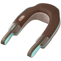 HoMedics® NMSQ-215-CA Line Extension Neck & Shoulder Vibration Massager with Heat