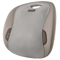 HoMedics® MCSBK-350H-CA Champion 12 Node Dual Shiatsu Back Chair Massager with Heat