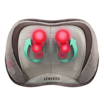 HoMedics® SP-100H-CA Hero 3D Shiatsu & Vibration Massage Pillow w/Heat