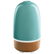 Ellia® ARM-710BL-CA Line Extension Rise- Ceramic, Wood, 7hr / 14hr Light, Sound, Remote (Ellia ARM-710BL-CA)