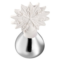 Ellia® ARM-P160SV-EO11 Champion Snowflake - Essential Oil Diffusser - 10ml Snow Globe Included (Ellia ARM-P160SV-EO11)