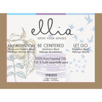 Ellia® ARM-EO10AP3 Pay Attention/Be Centered/Let Go, 3 Pack