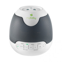 My Baby® MYB-S305 SoundSpa Lullaby - 3 natural, 3 lullabies, Ceiling projection, off timer