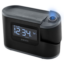 HoMedics® SS-5080 SoundSpa Recharged, 8 sounds, AM/FM radio, time projector, temp sensor