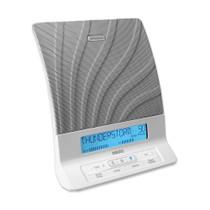 HoMedics® HDS-2000 Deep Sleep Renewal -Remote, 4 white noise, 8 relax sounds