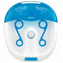 HoMedics® FB-300 Pedicure Spa -Bubbles, Jets, Heat main.,3 Pedicure attachments