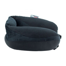 ObusForme® PL-MTP-BK Microbead Travel Neck Pillow - Black