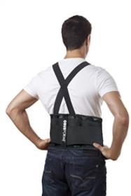ObusForme® BB-UN1-ML Unisex Back Belt with Suspenders, Medium