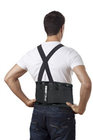ObusForme® BB-UN1-LX Unisex Back Belt with Suspenders, Large