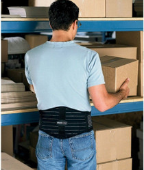 "ObusForme® BB-ML1-SM Mens Back Belt with Built in Lumbar Support 26""-33""/66-84cm"