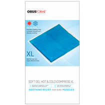 ObusForme® CO-EXL-SG Hot/Cold Compress Soft GEL, X-Large