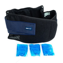 ObusForme® BB-HCBB-ML Hot/Cold Gel Pack Back Belt