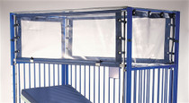 "Novum C21 Crib Top, Vinyl for Kilmer Youth Cribs - 36"" x 72"""
